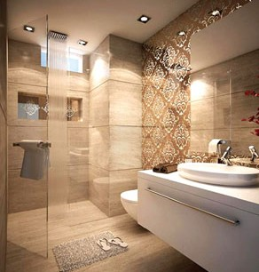 Glass Shower Designs